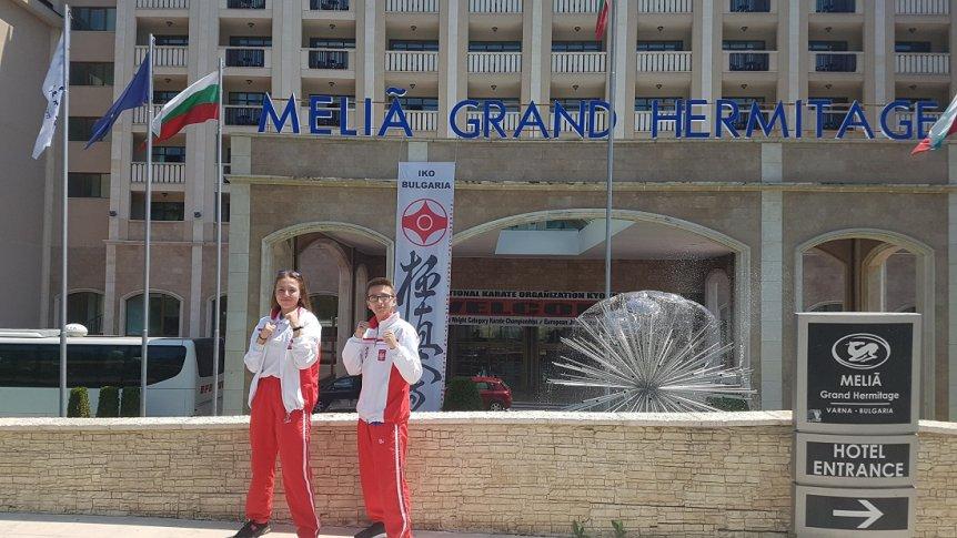 BKKK na Mistrzostwach Europy Juniorów