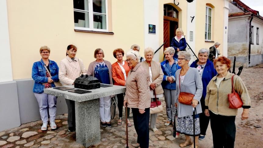 Brokowscy Seniorzy na wycieczce