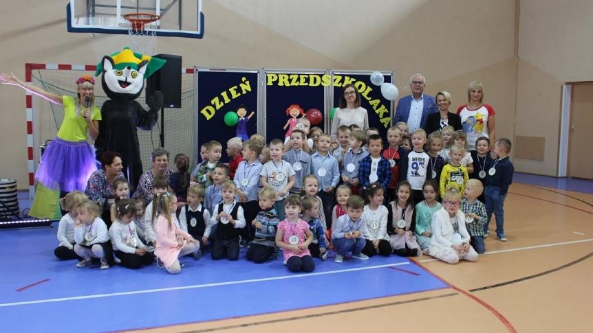 Obchody Ogólnopolskiego Dnia Przedszkolaka w Broku