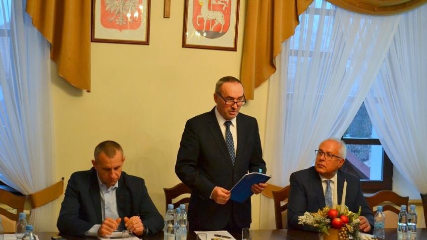 VII sesja Rady Gminy w Broku