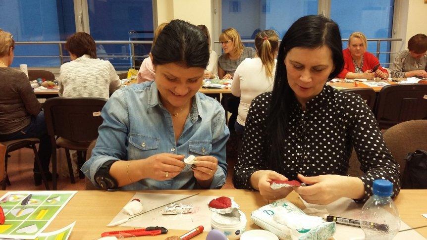 Nowe umiejętności zdobyte przez nauczycieli z ZPPO w Broku